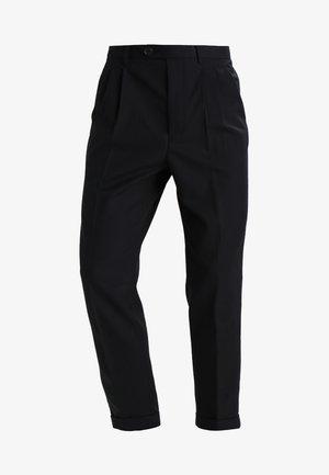TALLIS - Pantaloni - black