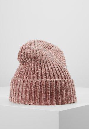 Čepice - fair pink