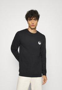 Pier One - Sweatshirt - black - 0