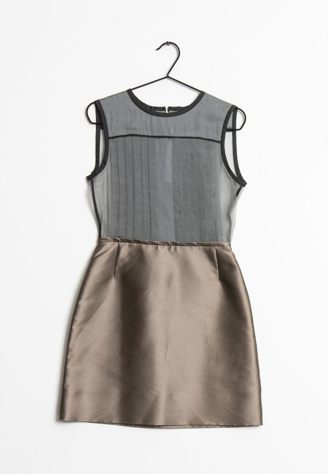Korte jurk - gray