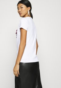 Liu Jo Jeans - MODA - Print T-shirt - bianco ottico - 3