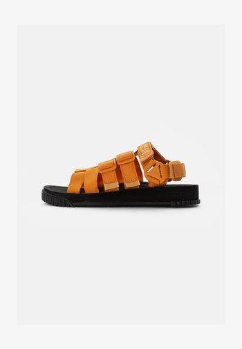 RALLY - Sandals - marigold