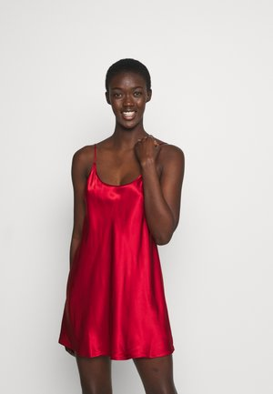 SHORT SLIPDRESS - Nightie - red tango