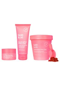 Sand&Sky - THE AUSTRALIAN PINK CLAY ICONS - Skincare set - - - 1