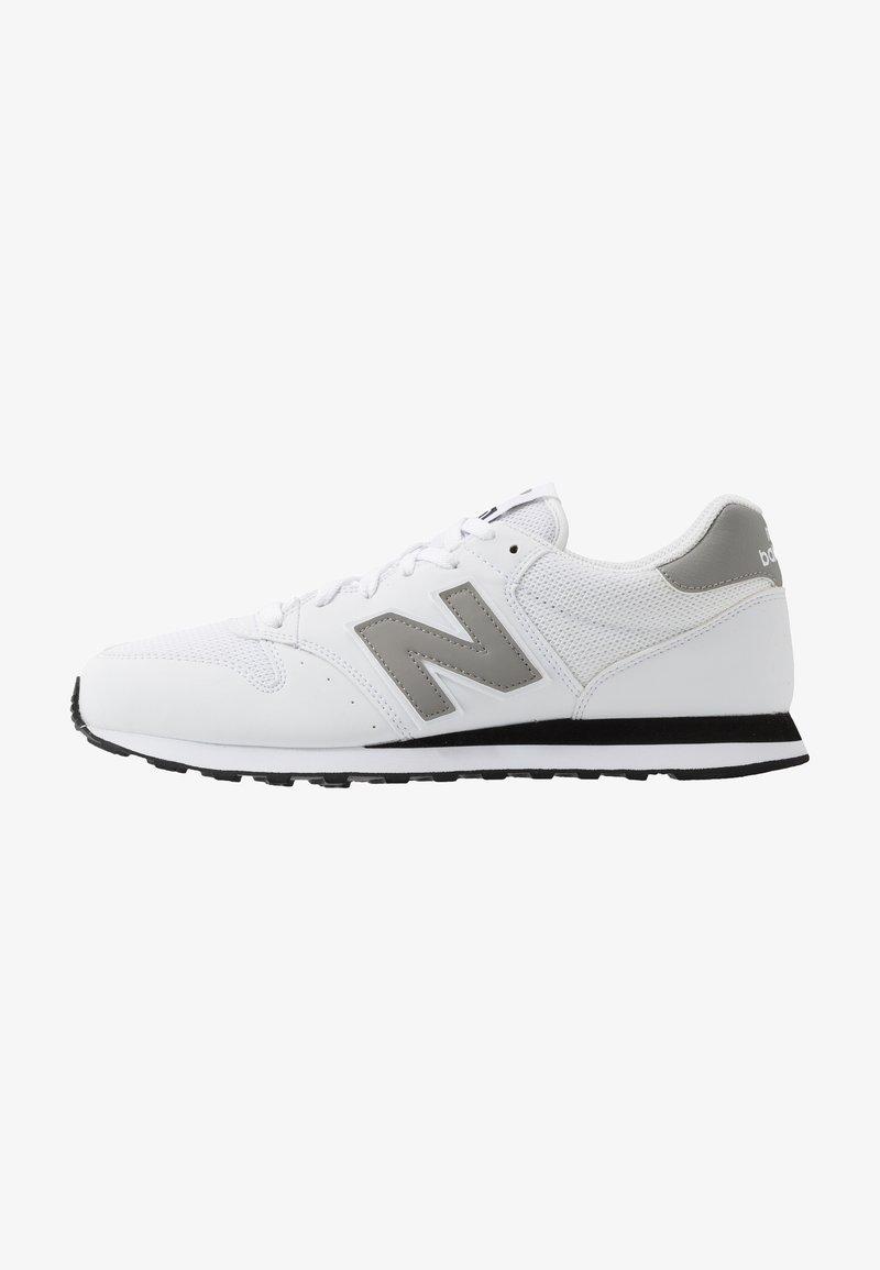 New Balance - 500 - Zapatillas - white