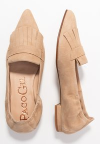 Paco Gil - PARKER - Slip-ons - sable - 3
