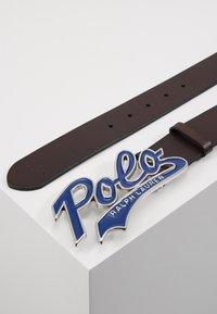 Polo Ralph Lauren - CASUAL - Pasek - brown - 3