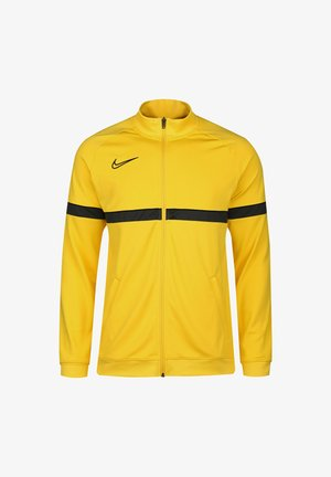 ACADEMY - Training jacket - tour yellow / black / anthracite