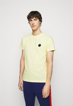 SEAL  - Print T-shirt - yellow