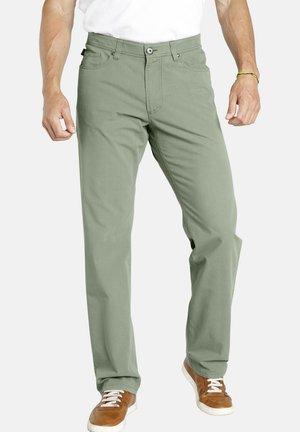 TJORE - Trousers - grün