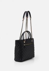 Guess - ILLY ELITE TOTE - Handbag - black - 1