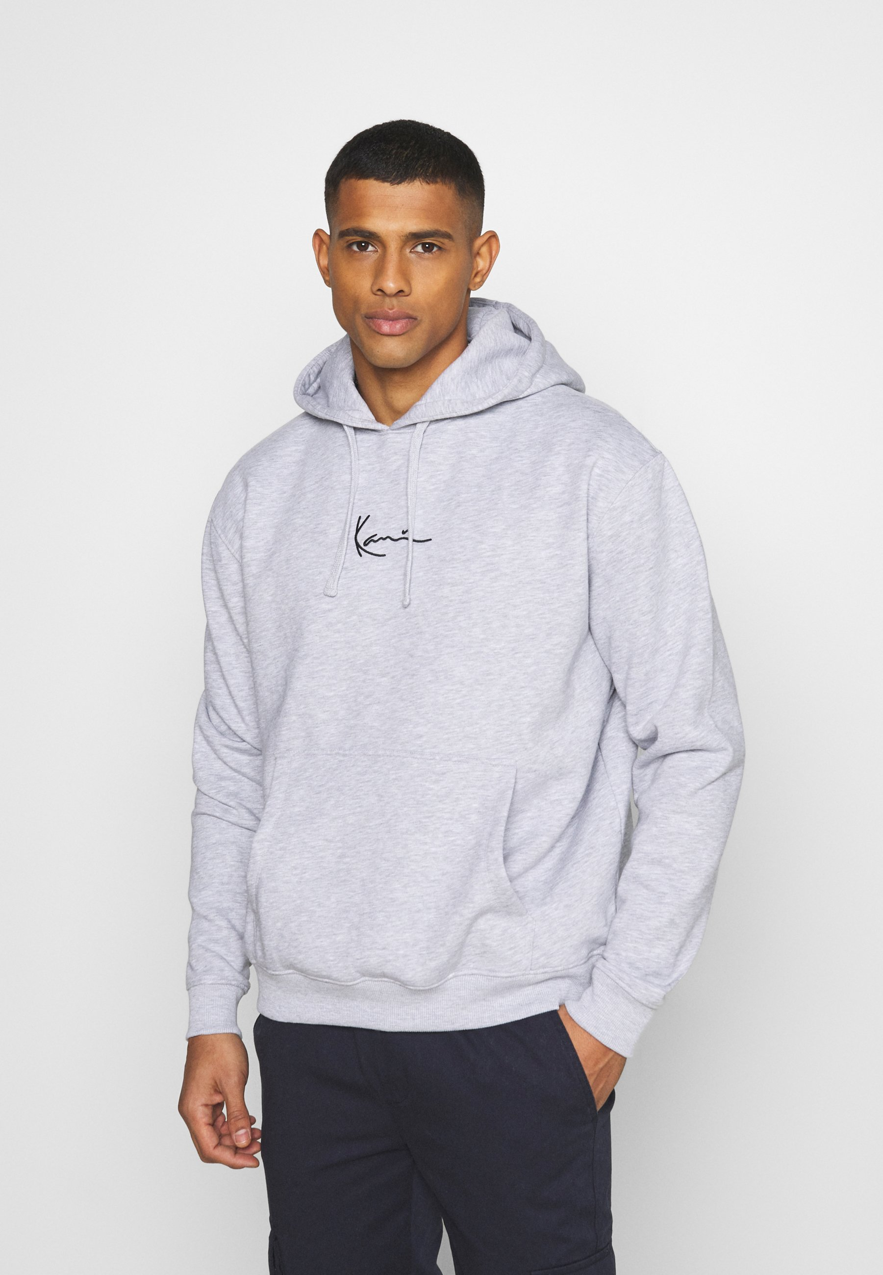 Men SMALL SIGNATURE HOODY UNISEX - Sweatshirt