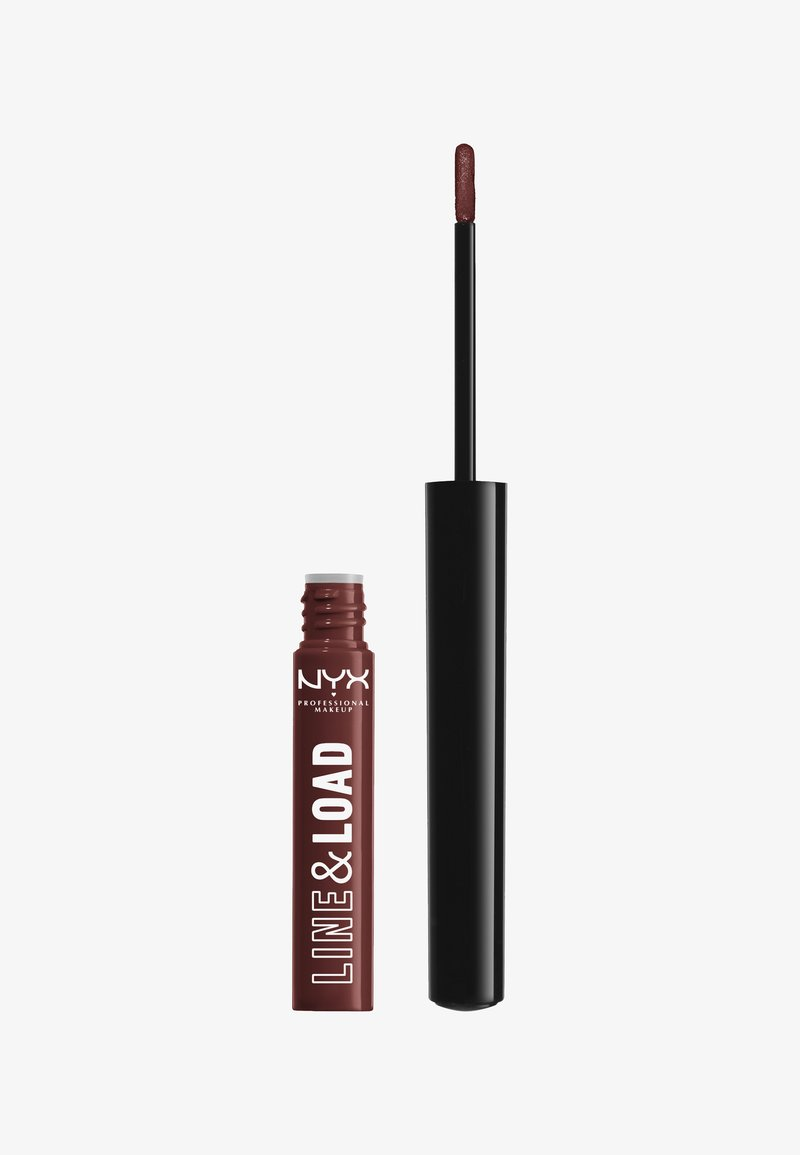Nyx Professional Makeup - LINE & LOAD LIPPIE - Lip plumper - 8 foolish ways