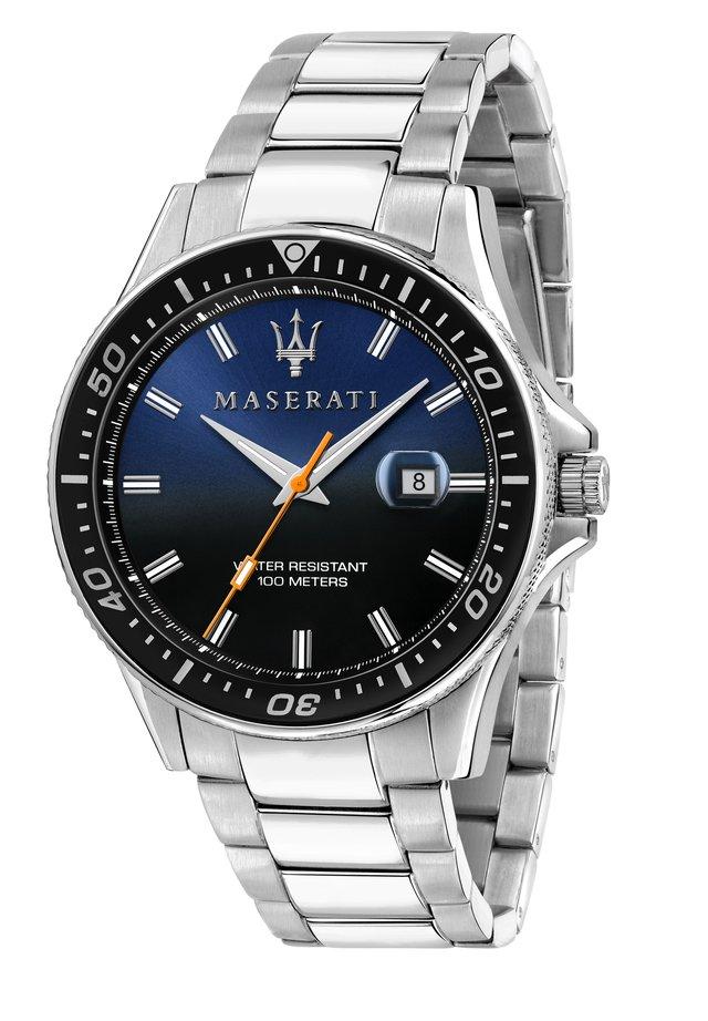 QUARZ SFIDA 44MM - Watch - edelstahl