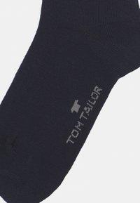 TOM TAILOR - BASIC 6 PACK UNISEX - Socks - yellow cream/white/dark navy - 2