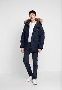 Superdry - Winter coat - deep navy - 1