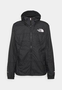 HYDRENALINE WIND JACKET - Summer jacket - black