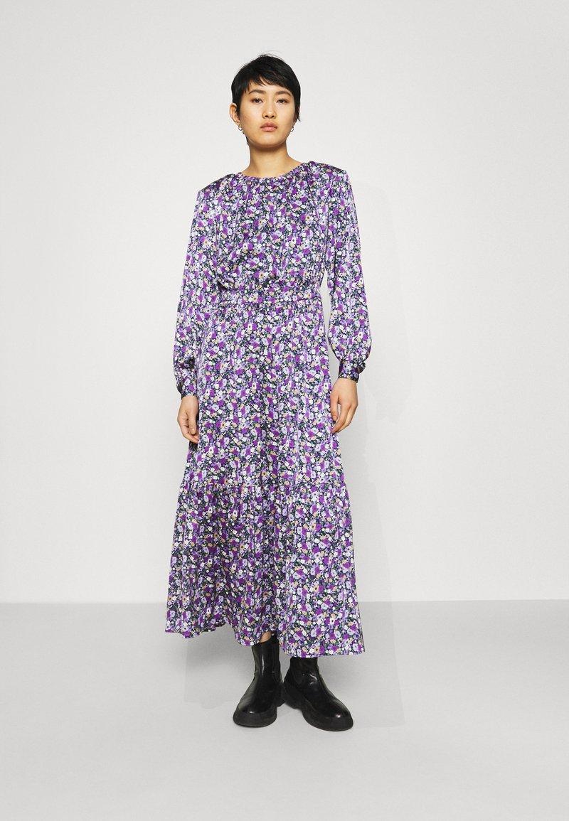 Résumé - CRUISE DRESS - Day dress - purple