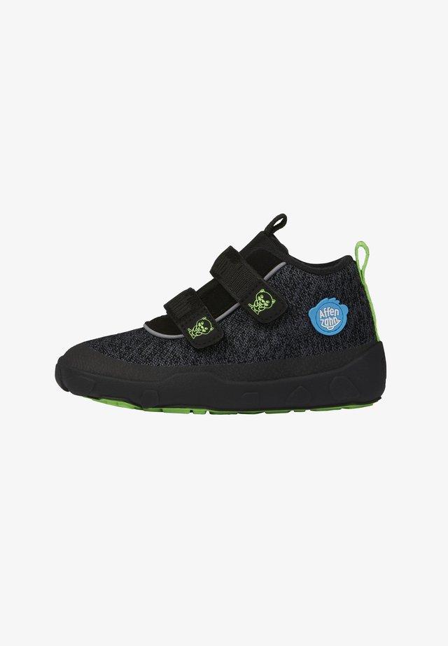 Touch-strap shoes - schwarz