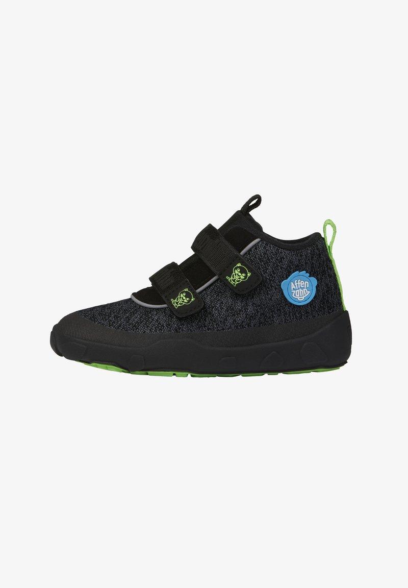 Affenzahn - Touch-strap shoes - schwarz
