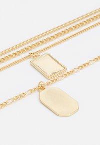 Fire & Glory - FGBUNNI COMBI NECKLACE - Necklace - gold-coloured - 2