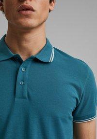 edc by Esprit - Polo shirt - petrol blue - 3
