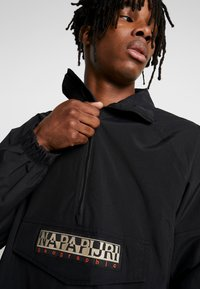 Napapijri The Tribe - ASTROS - Windbreaker - black - 3