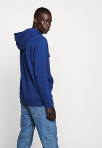 Peak Performance Urban - COMBINED HOOD - Hoodie - cimmerian blue - 4