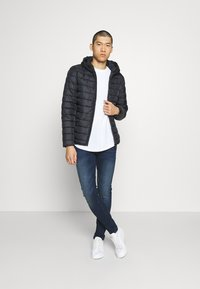 Only & Sons - ONSSTEVEN - Lett jakke - dark navy/solid - 1