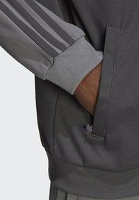adidas Originals - Zip-up sweatshirt - grey - 3