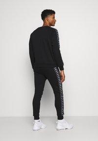 Kappa - ILDAN - Sweatshirts - caviar - 2