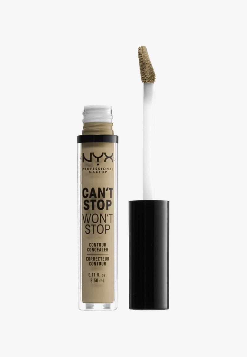 Nyx Professional Makeup - CSWS CONTOUR CONCEALER - Concealer - 15 caramel