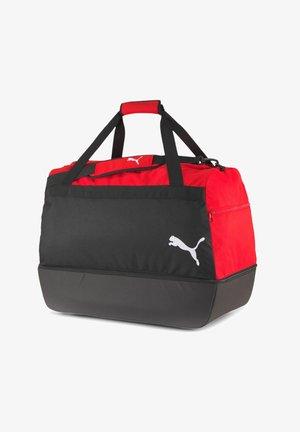Sports bag - puma red - puma black