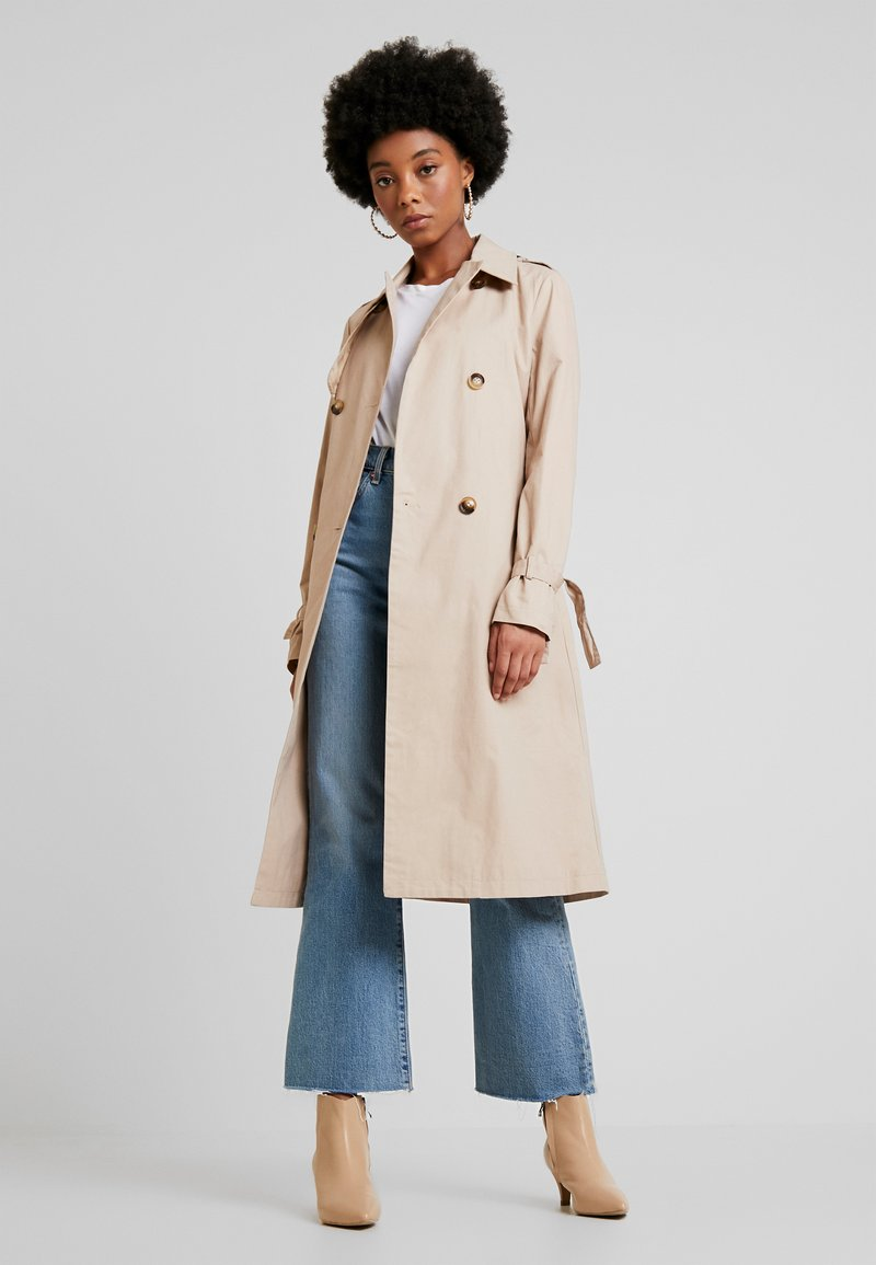 4th & Reckless - JEREMIE - Trenchcoat - beige