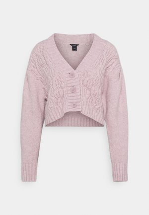 ROUJE - Cardigan - light lilac