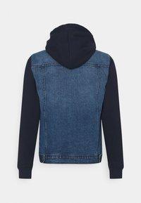 Redefined Rebel - FUNDA JACKET - Denim jacket - mid blue - 1