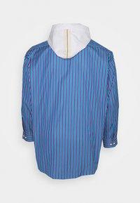 Vivienne Westwood - HOODIE SHIRT - Shirt - blue/purple/white - 1