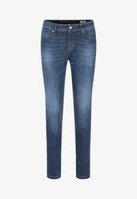 Raffaello Rossi - Slim fit jeans - black/blue - 0