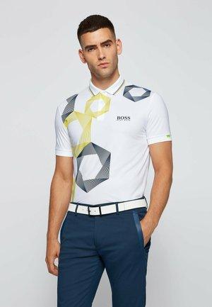 PADDY MK - Polo shirt - white