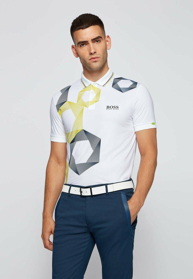 BOSS - PADDY MK - Polo shirt - white