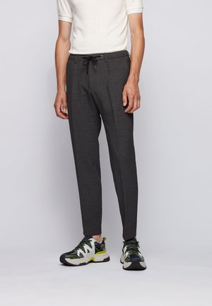 BARDON - Trousers - dark grey