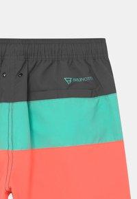 Brunotti - CATAMARAN - Swimming shorts - flamingo pink - 2