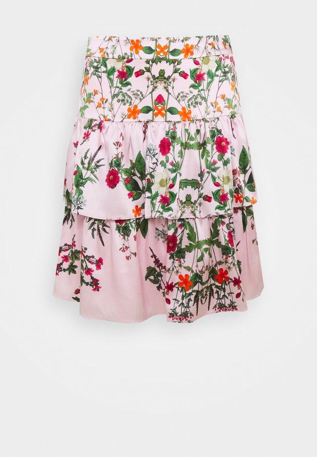 SYLVIE LUXURY FASHIONISTA SKIRT - Jupe trapèze - light pink