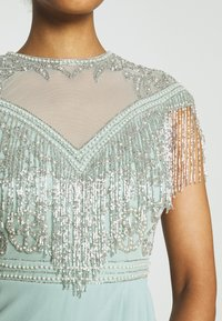 Lace & Beads - SAVANNAH - Occasion wear - teal - 4