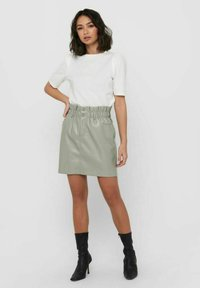 ONLY - A-line skirt - shadow - 1