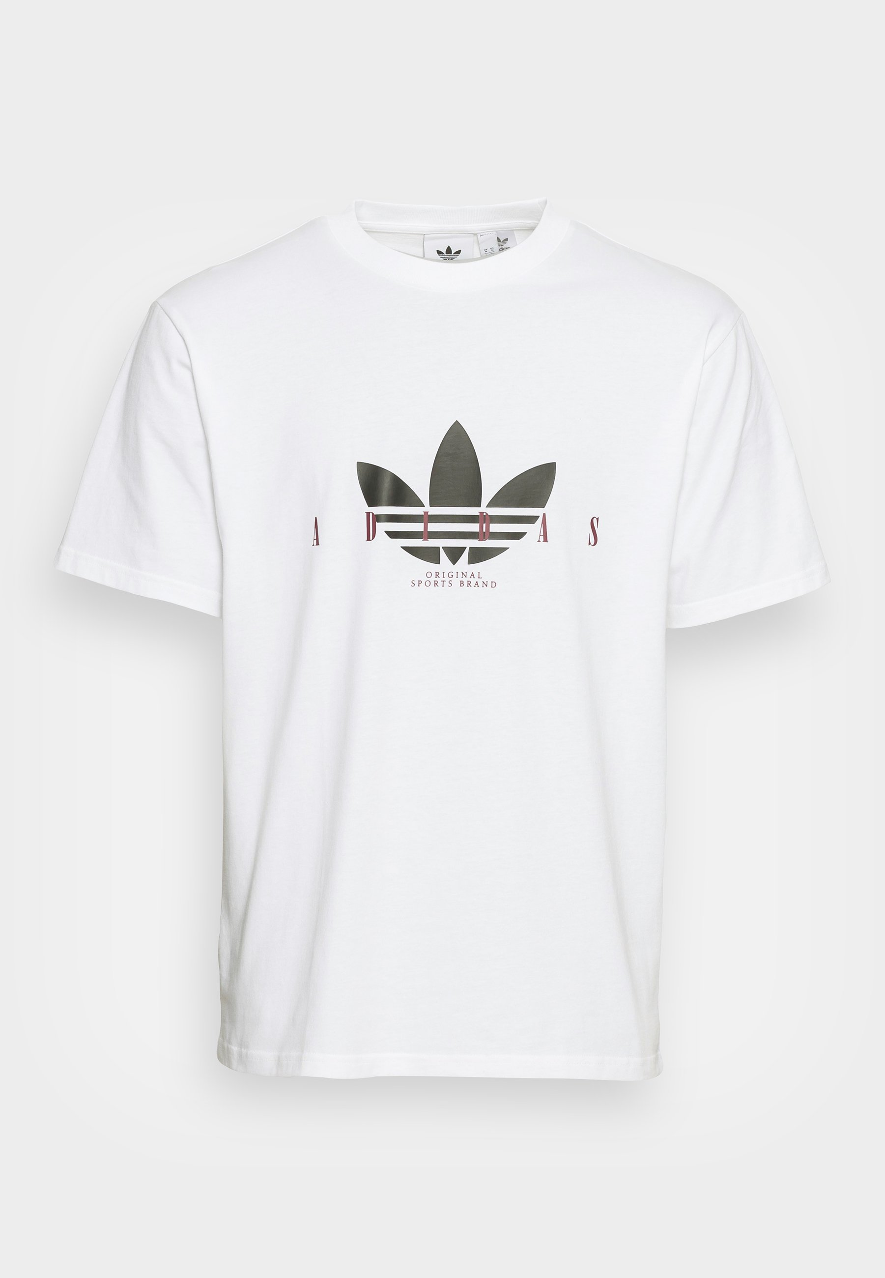 Men TREFOIL SCRIPT - Print T-shirt