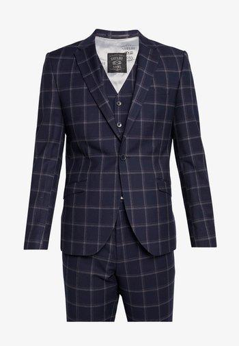 MOWBRAY SUIT - Suit - navy