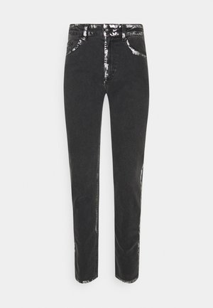 COMFORT - Jeans slim fit - black