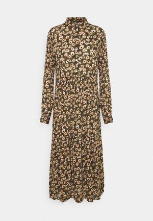 ONLROSA FLOWER DRESS  - Shirt dress - kalamata