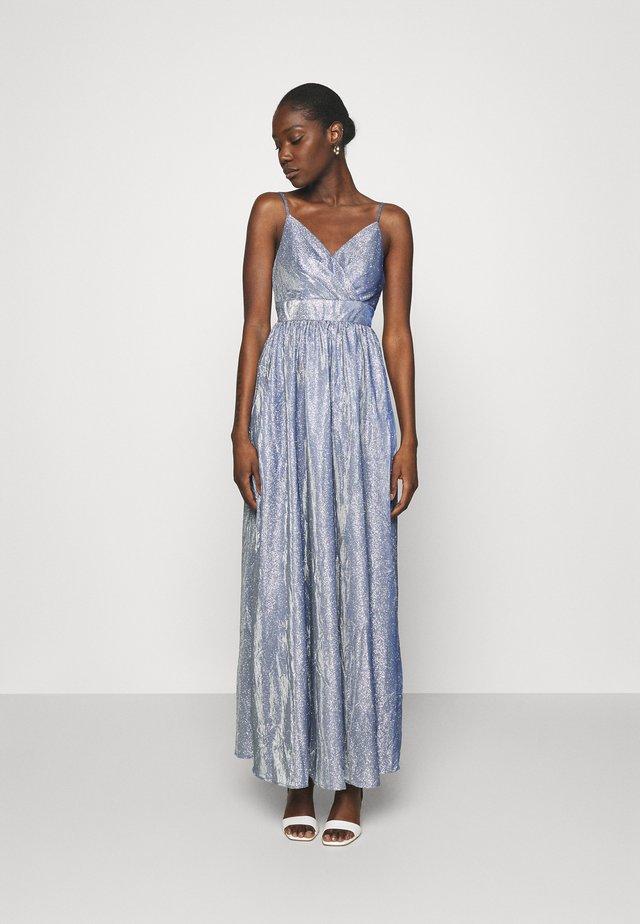 Suknia balowa - blue dust